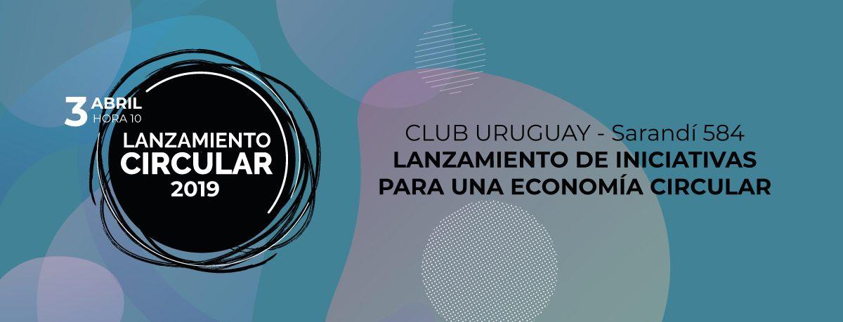 Lanzamiento Circular - Programa Oportunidades Circulares 2019