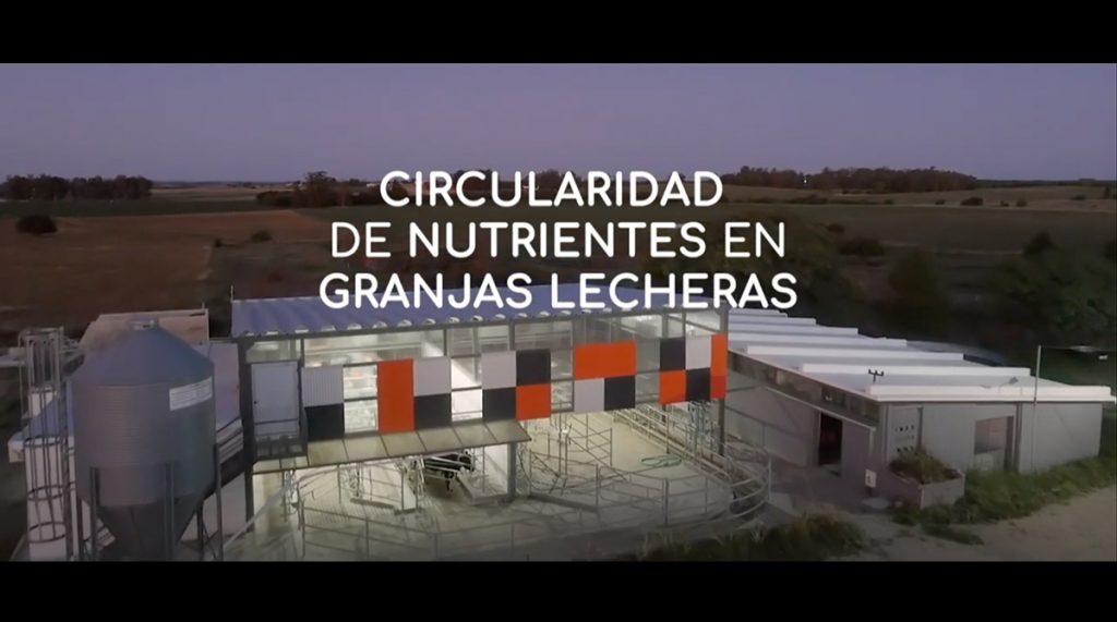 Firma convenio Circularidad de nutrientes en tambos del sistema educativo nacional