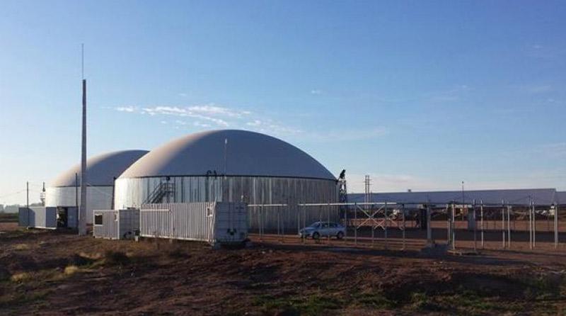 Publicación de Norma Unit sobre Seguridad en plantas de Biogás